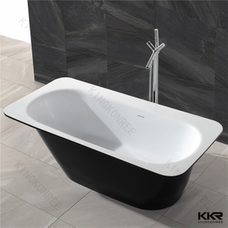 Vasca da bagno in superficie solida freestanding KKR-B024