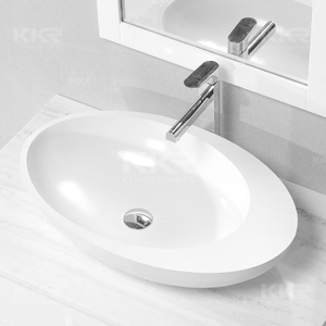 Acrylic Solid Surface Wash Bowl KKR-1056