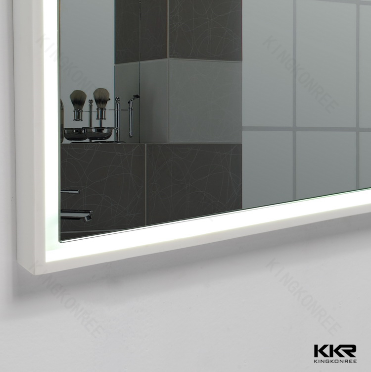 Specchio a LED in superficie solida KKR-1570